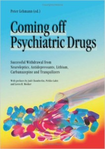 Coming off Psychiatric Drugs- Lehmann et al