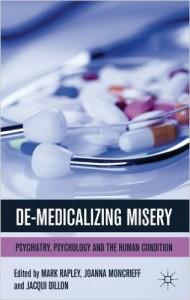 De-medicalizing Misery- Rapley et al