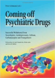Coming off Psychiatric Drugs- Lehmann et al