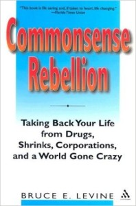 Commonsense Rebellion- Levine
